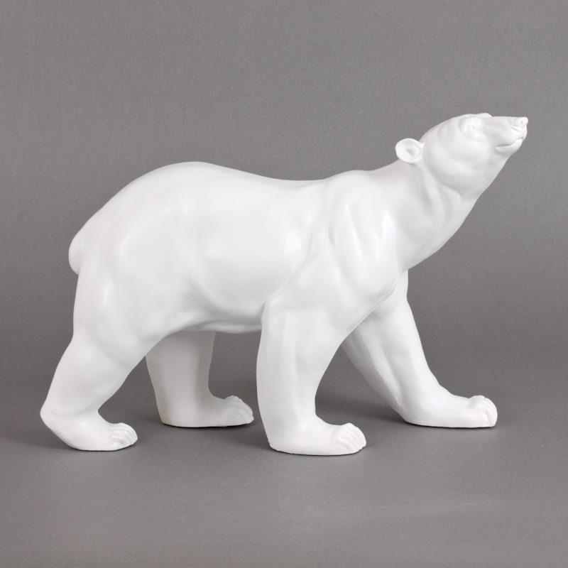 sp cial cadeau no l ours blanc c ramique bastide diffusion. Black Bedroom Furniture Sets. Home Design Ideas